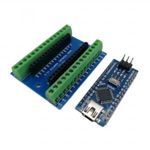 arduino nano + screwshield, pako group verkkokauppa lahti
