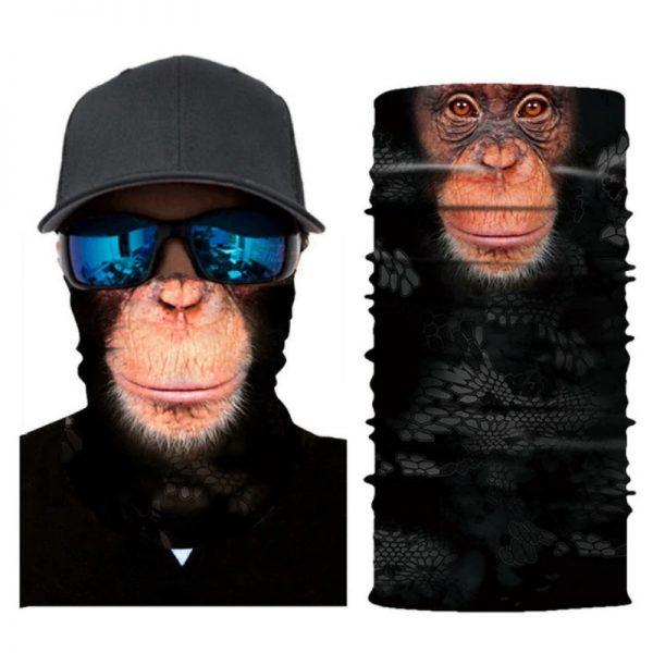 apina tuubihuivi, pako group verkkokauppa, asuste, laskettelu, pyöräily