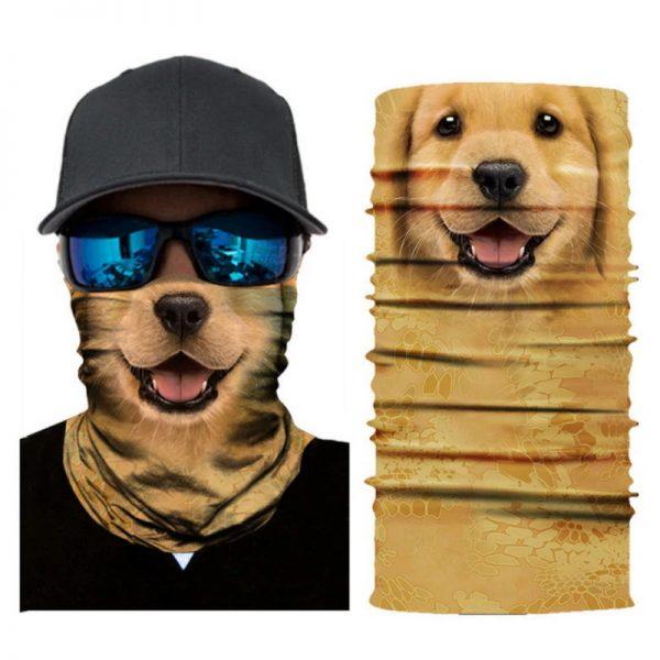 koira tuubihuivi, pako group verkkokauppa, asuste, laskettelu, pyöräily
