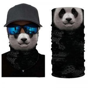 panda tuubihuivi, pako group verkkokauppa, asuste, laskettelu, pyöräily